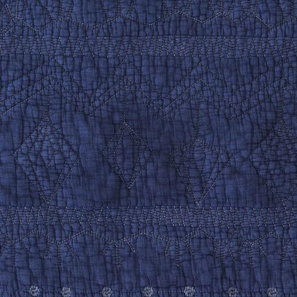 ラグ 【 185×185cm キルト コットン 多針キルト ホワイト ネイビー カーキ 】 マルチカバー ソファカバー ベッドカバー [98205-iv 98205-bl 98205-kh] 綿